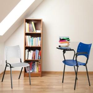 Organize o espaço para as crianças estudarem melhor