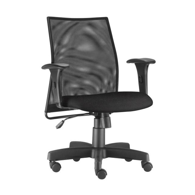 cadeira com encosto de tela liss