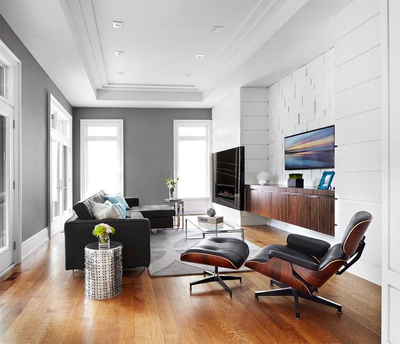 Tapeçaria Líder | Poltrona Charles Eames fica ótima em qualquer ...