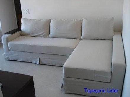 capa sofa de canto