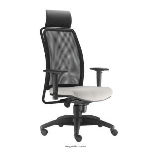 cadeira encosto de tela soul