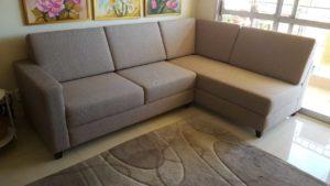 Reforma de sofa artefacto